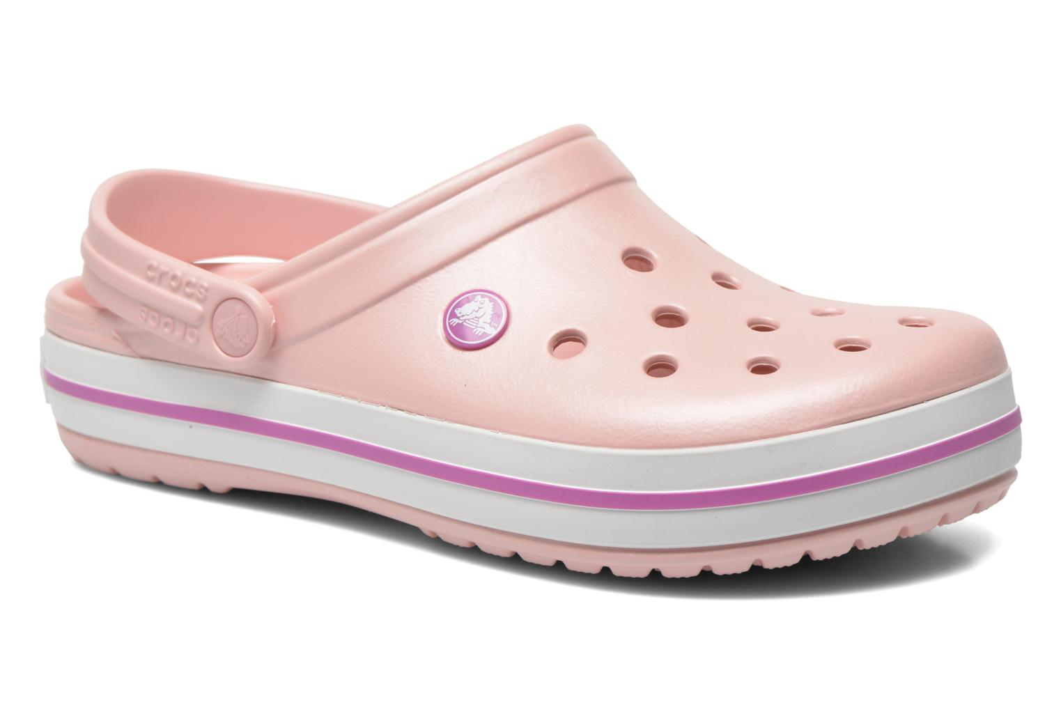 Crocband W Pearl Pink/Wild Orchid