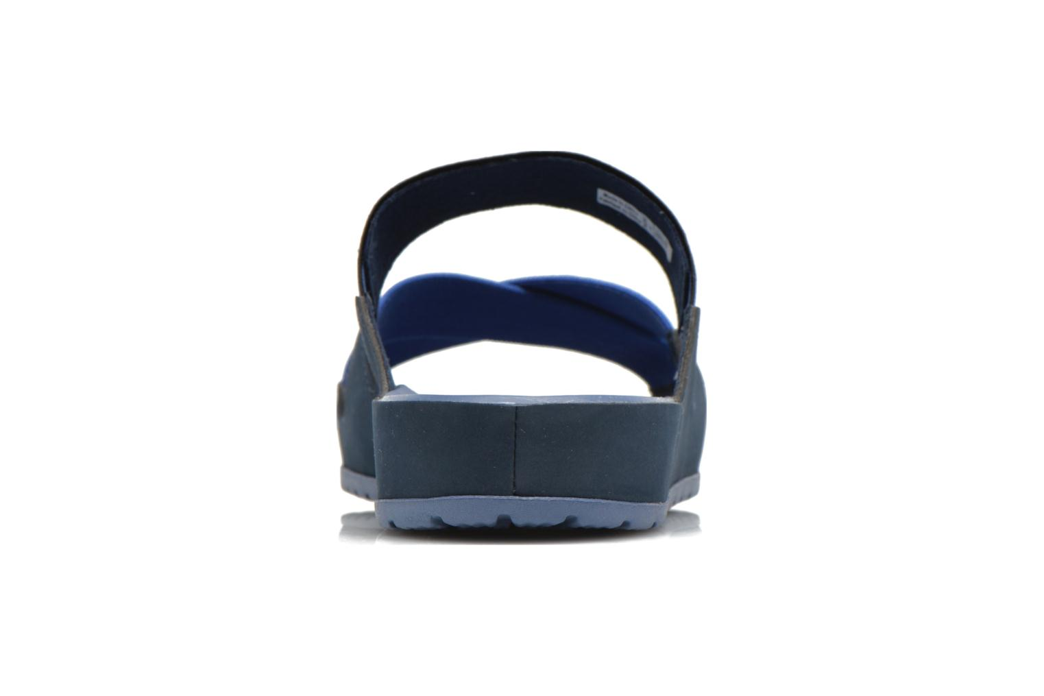 Mules & clogs Crocs Crocs Anna Slide Blue view from the right