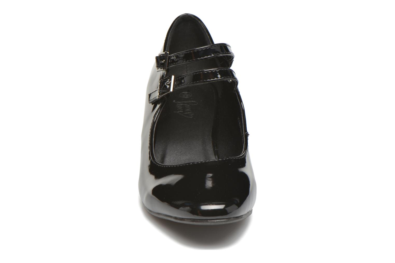 Zapatos de tacón I Love Shoes KIBABE Negro vista del modelo