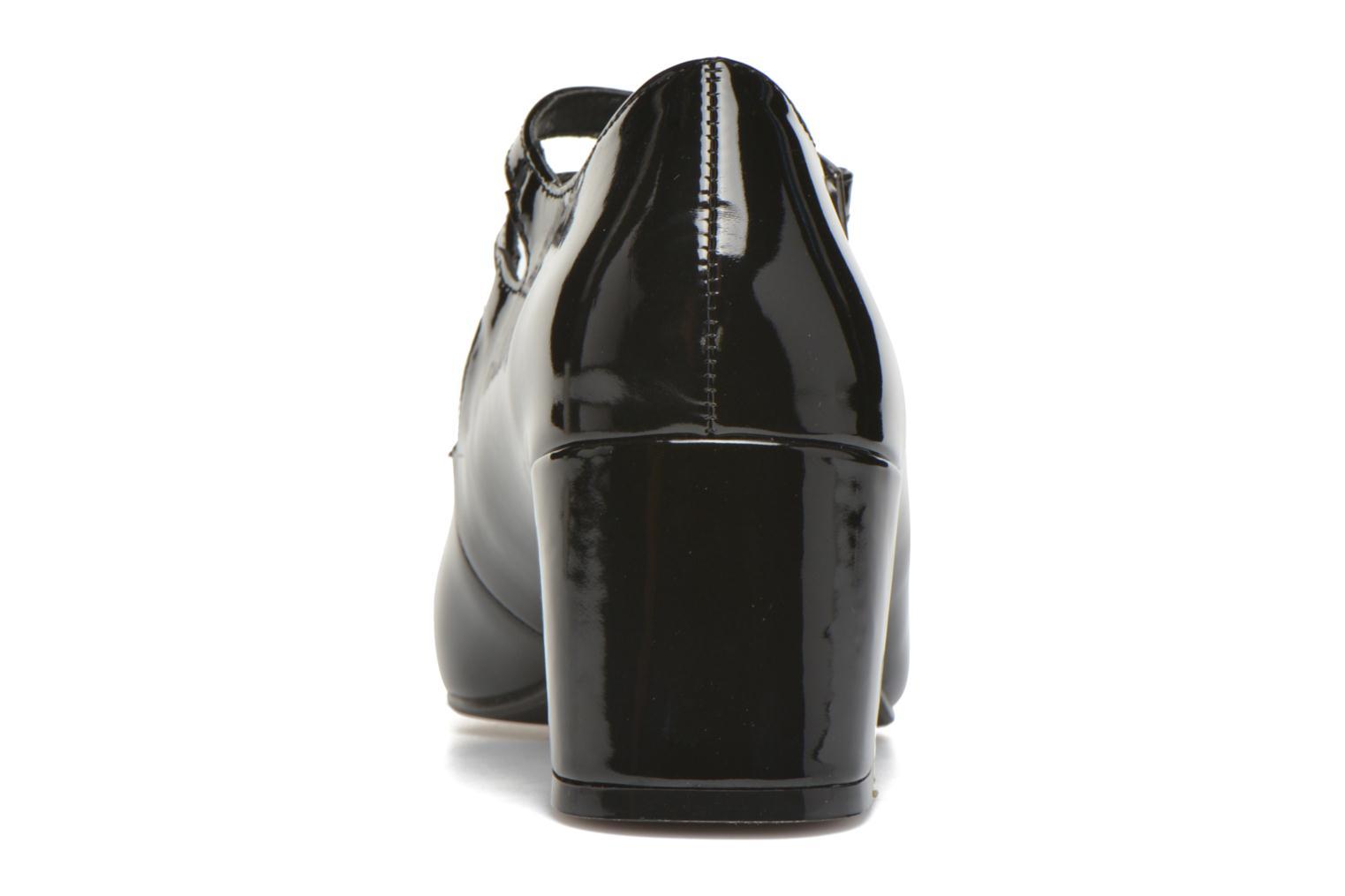 Høje hæle I Love Shoes KIBABE Sort Se fra højre