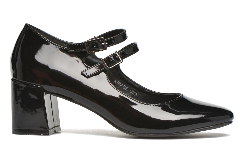 Zapatos de tacón I Love Shoes KIBABE Negro vistra trasera