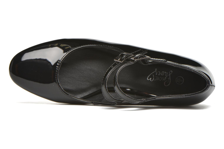 Zapatos de tacón I Love Shoes KIBABE Negro vista lateral izquierda