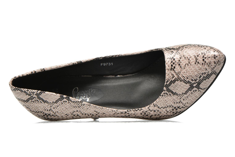 Escarpins I Love Shoes KIPOINT Beige vue gauche
