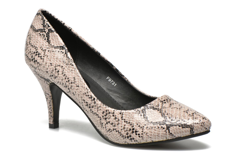 Pumps I Love Shoes KIPOINT beige detaillierte ansicht/modell