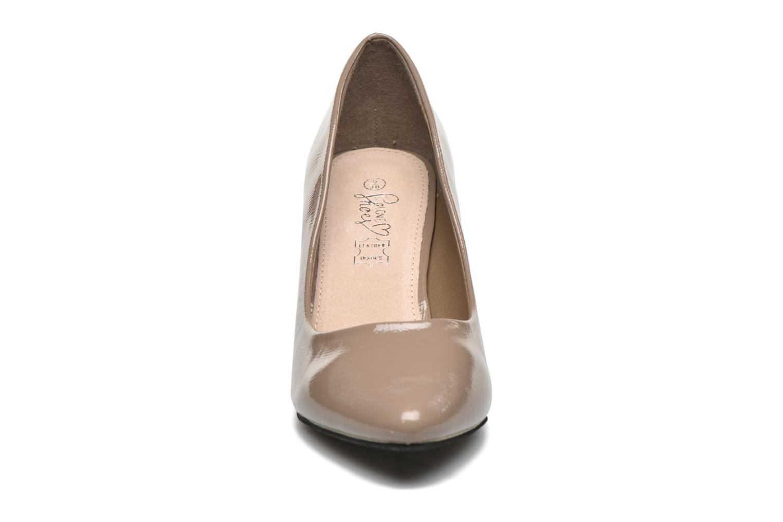 High heels I Love Shoes KIPOINT Beige model view