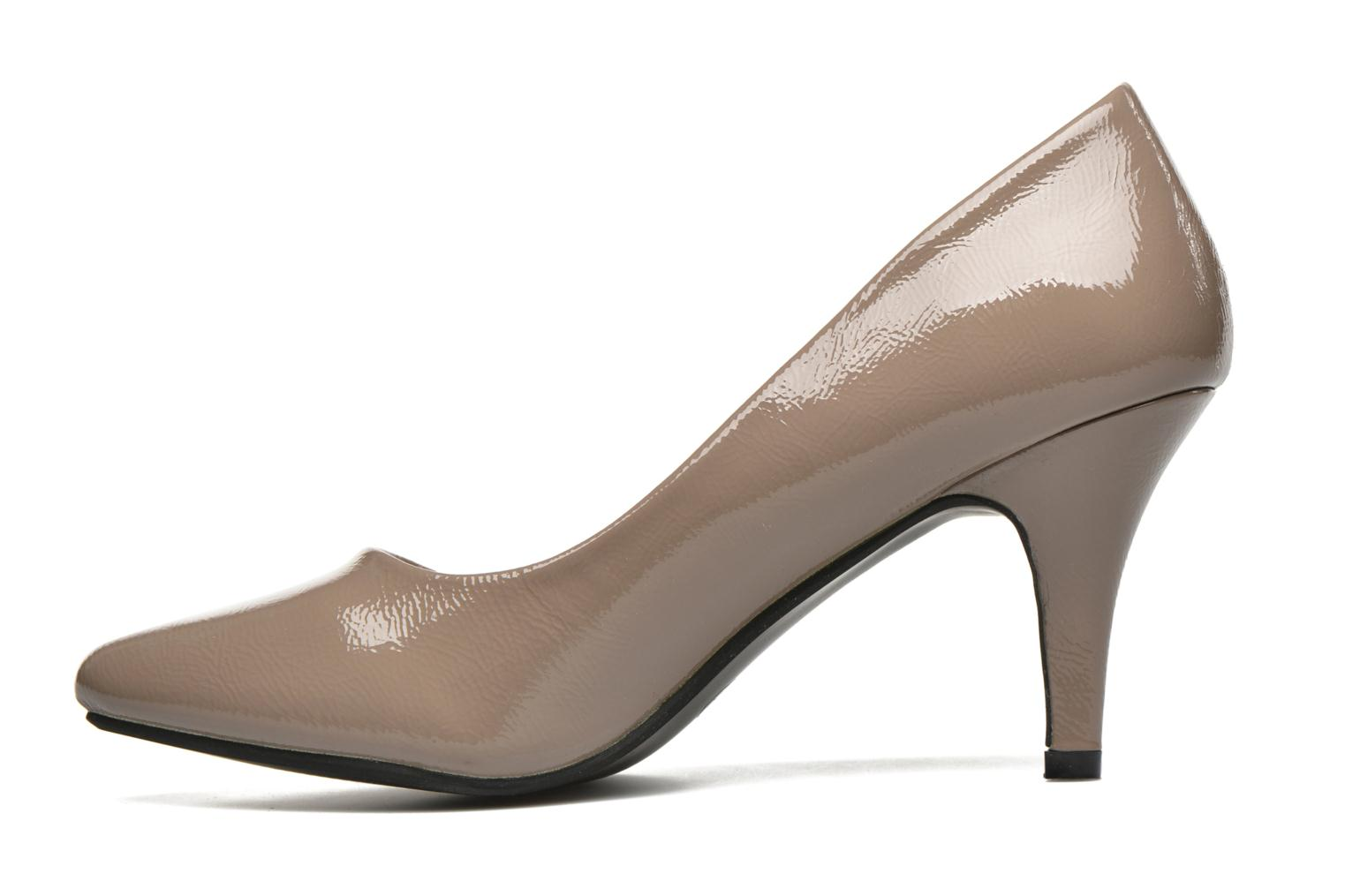 High heels I Love Shoes KIPOINT Beige front view