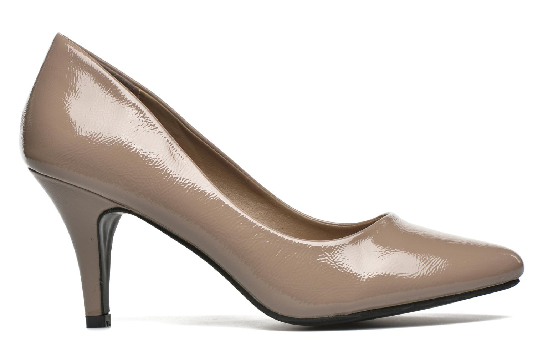 High heels I Love Shoes KIPOINT Beige back view
