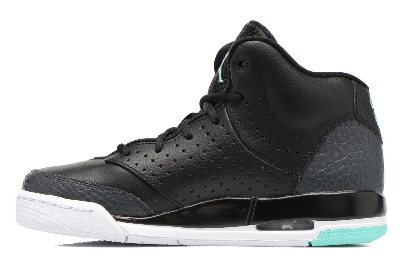 Baskets Jordan Jordan Flight Tradition Bg Noir vue face