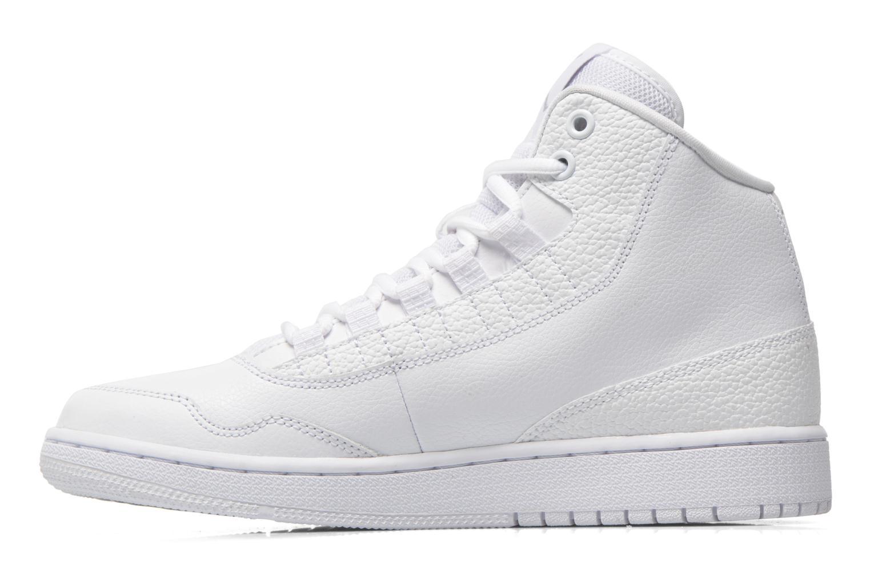 Sneakers Jordan Jordan Executive Bg Hvid se forfra