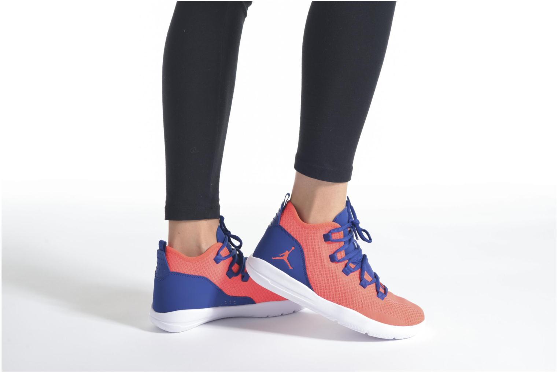Baskets Jordan Jordan Reveal Bg Bleu vue bas / vue portée sac
