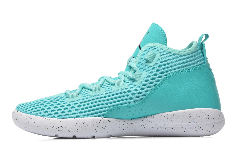 Baskets Jordan Jordan Reveal Bg Bleu vue face