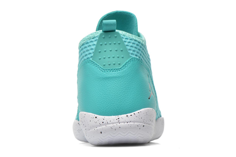 Baskets Jordan Jordan Reveal Bg Bleu vue droite