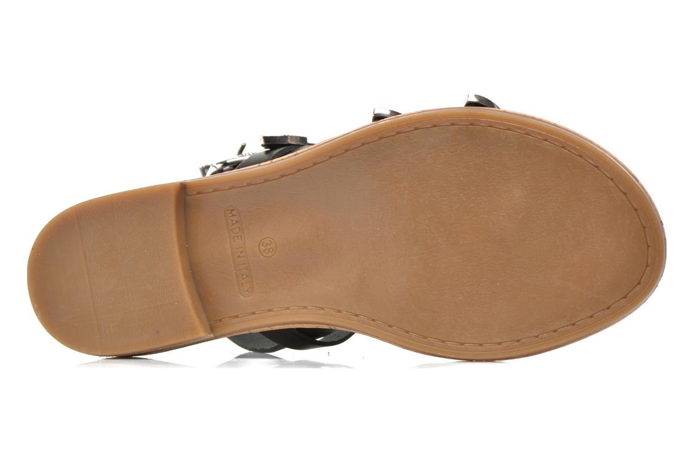 Sandalen Made by SARENZA Tennessee Sister #5 schwarz ansicht von links