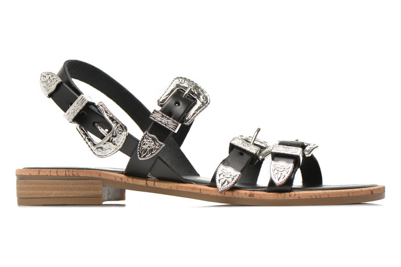 Sandalen Made by SARENZA Tennessee Sister #5 schwarz detaillierte ansicht/modell