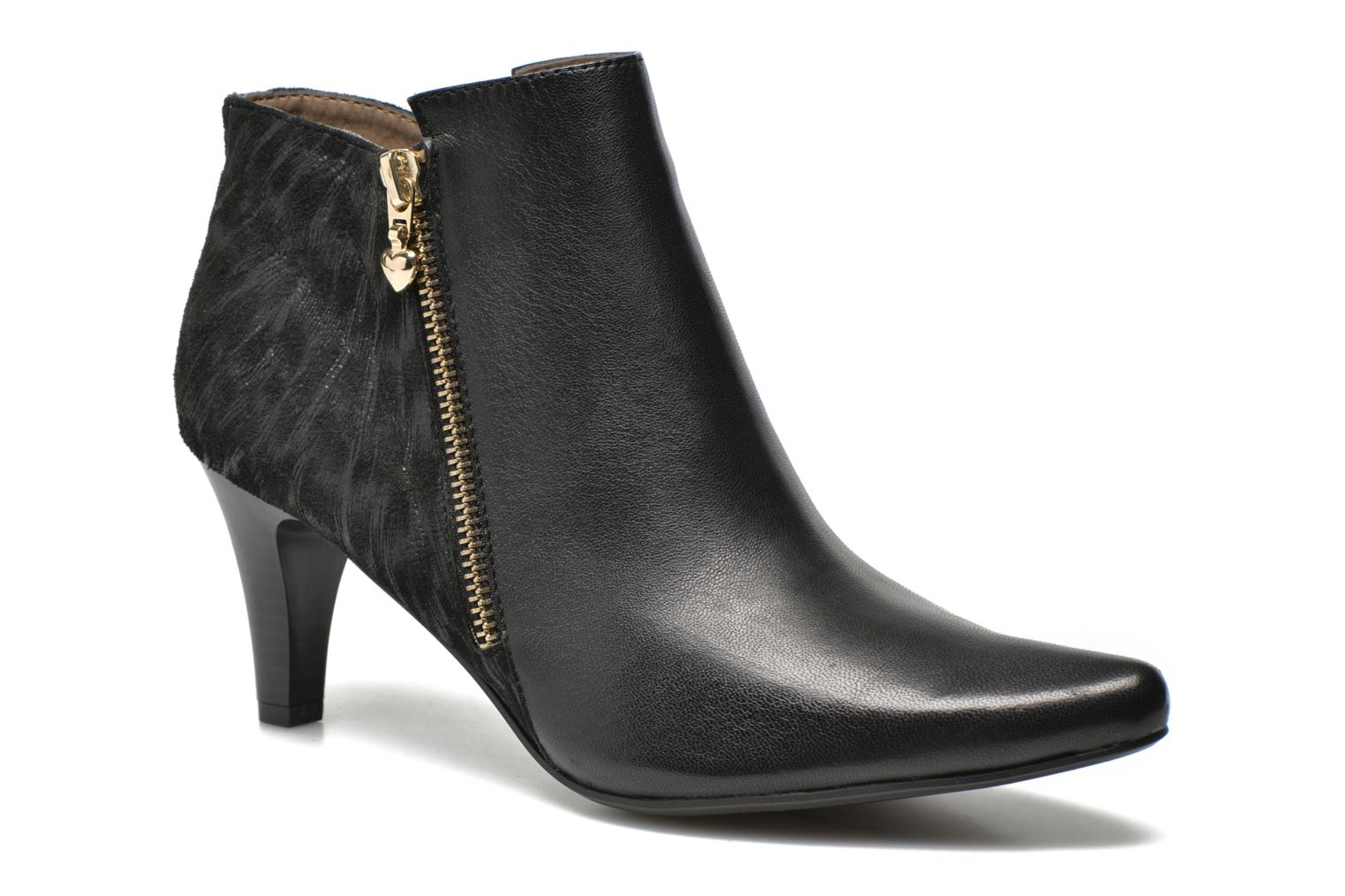 Ankle boots Sweet Glizolo Black detailed view/ Pair view