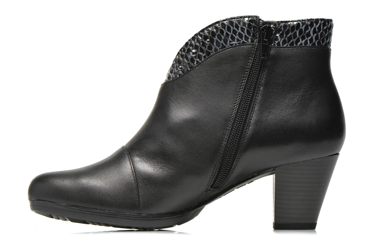 Ankle boots Sweet Tuiter Black front view