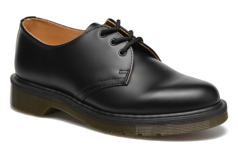 Últimos recortes de precios DR. Martens 1461 PW W (Negro) - Zapatos con cordones chez Sarenza