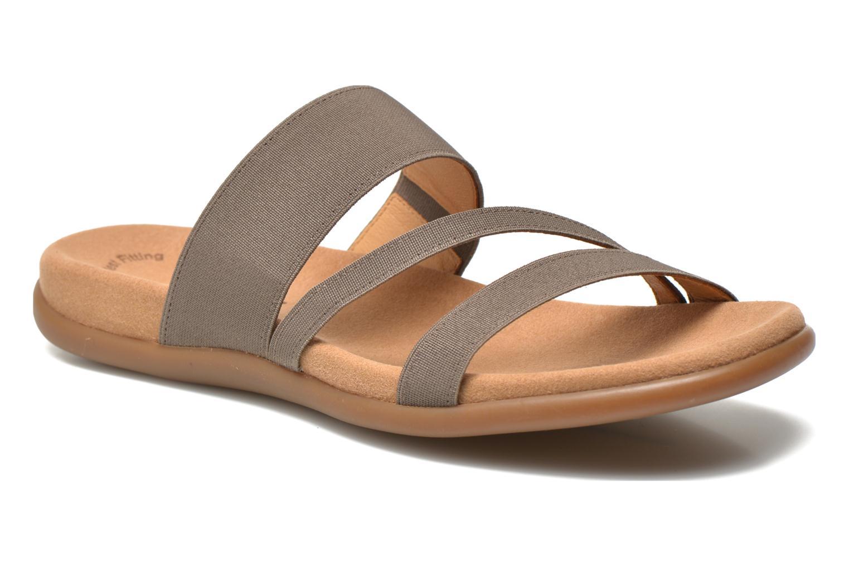 Grandes descuentos últimos zapatos Gabor Pauline (Marrón) - Zuecos Descuento