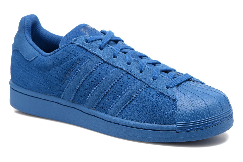 adidas superstar rt schoenen blauw