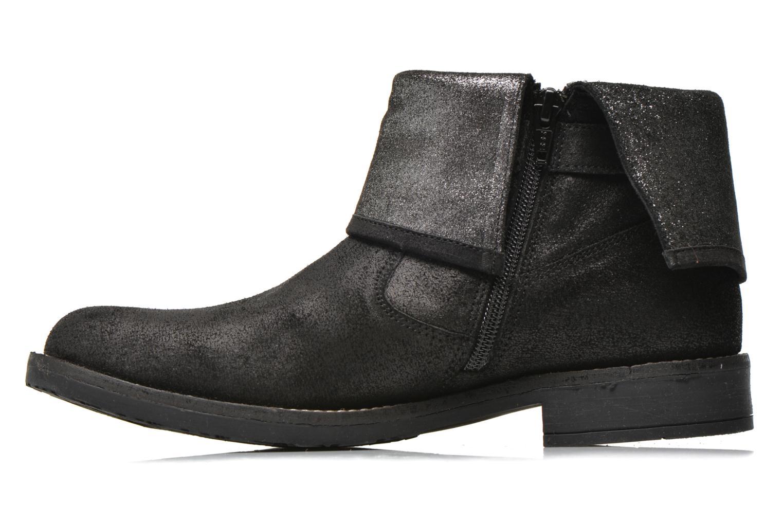 Bottines et boots Bopy Haldec SK8 Noir vue face