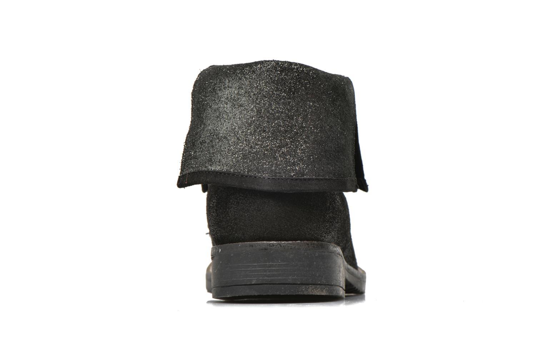 Bottines et boots Bopy Haldec SK8 Noir vue droite