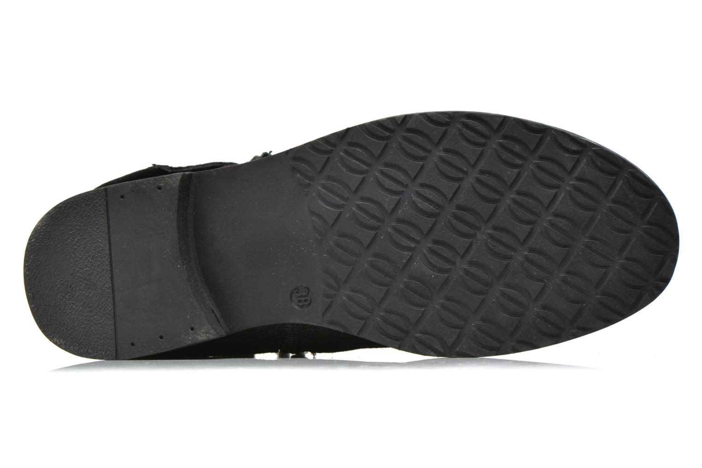 Bottines et boots Bopy Haldec SK8 Noir vue haut