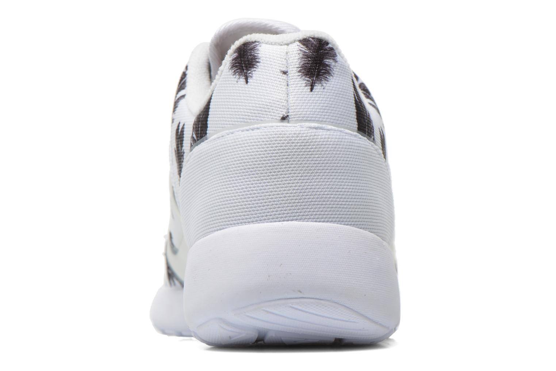 Baskets Asfvlt Super Tech Blanc vue droite