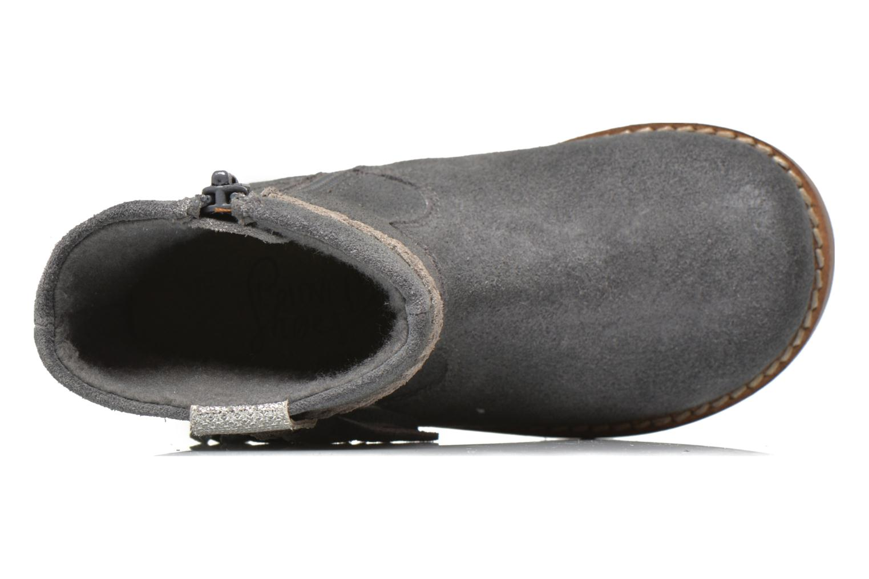 Stiefeletten & Boots I Love Shoes KERRIES Leather grau ansicht von links