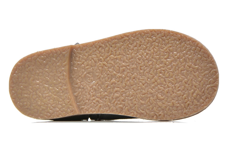 Stiefeletten & Boots I Love Shoes KERRIES Leather grau ansicht von oben