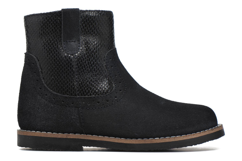 Bottines et boots I Love Shoes KEFFOIS Leather Noir vue derrière