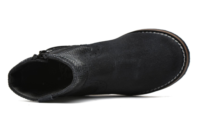 Bottines et boots I Love Shoes KEFFOIS Leather Noir vue gauche