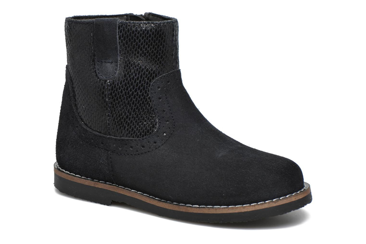 I Love Shoes KEFFOIS Leather Negro pNYUv99