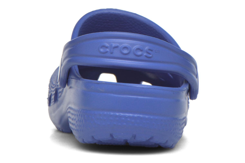 Sandales et nu-pieds Crocs Ralen Clog K Bleu vue droite