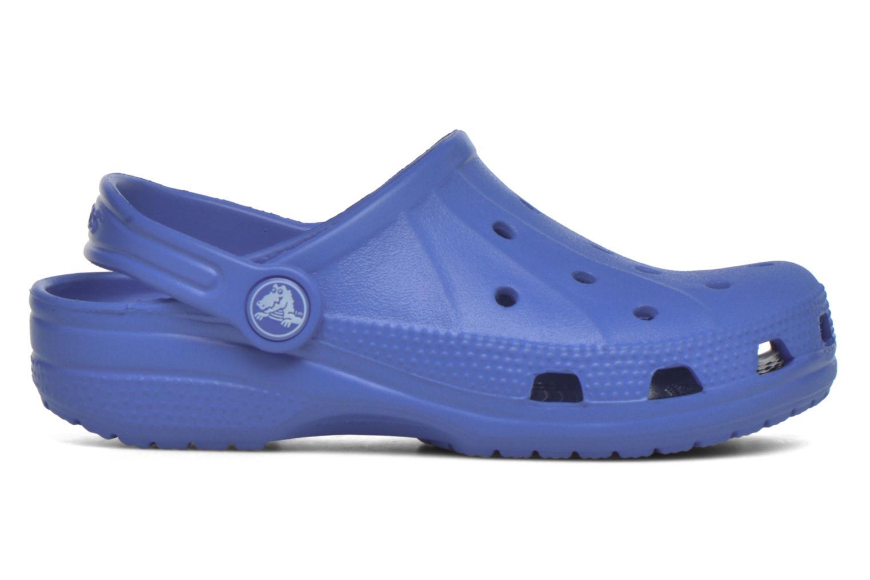 Sandales et nu-pieds Crocs Ralen Clog K Bleu vue derrière