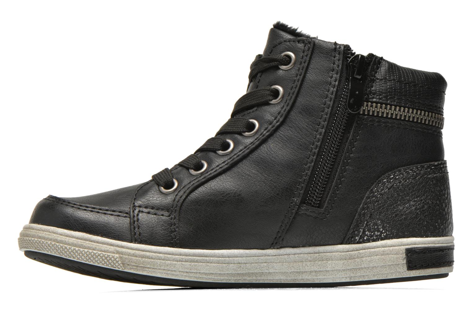 Trainers I Love Shoes SUSKAT Black front view