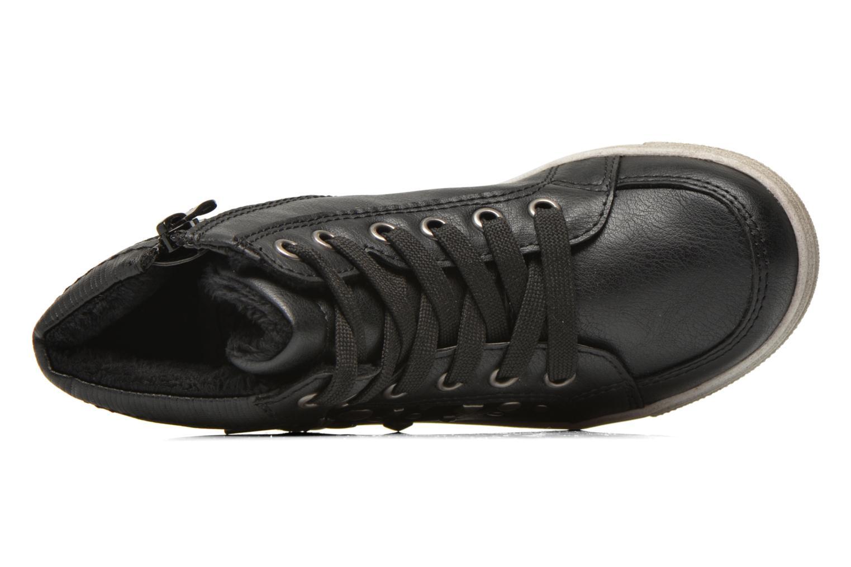 Baskets I Love Shoes SUSKAT Noir vue gauche