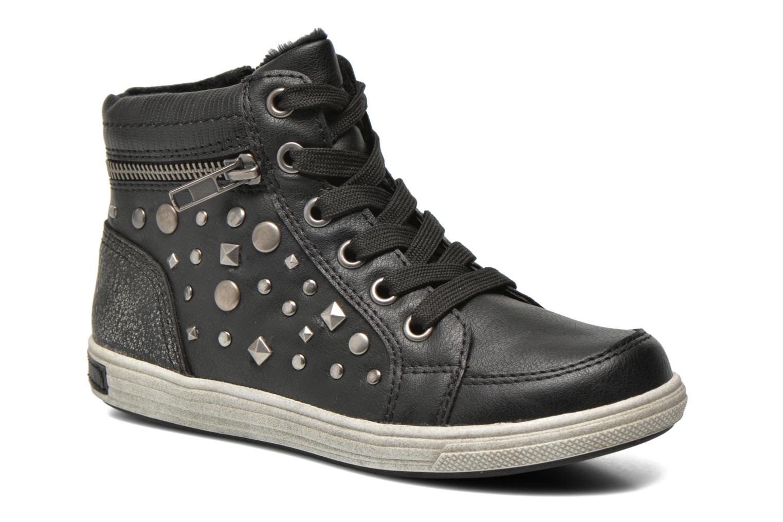 Baskets I Love Shoes SUSKAT Noir vue détail/paire