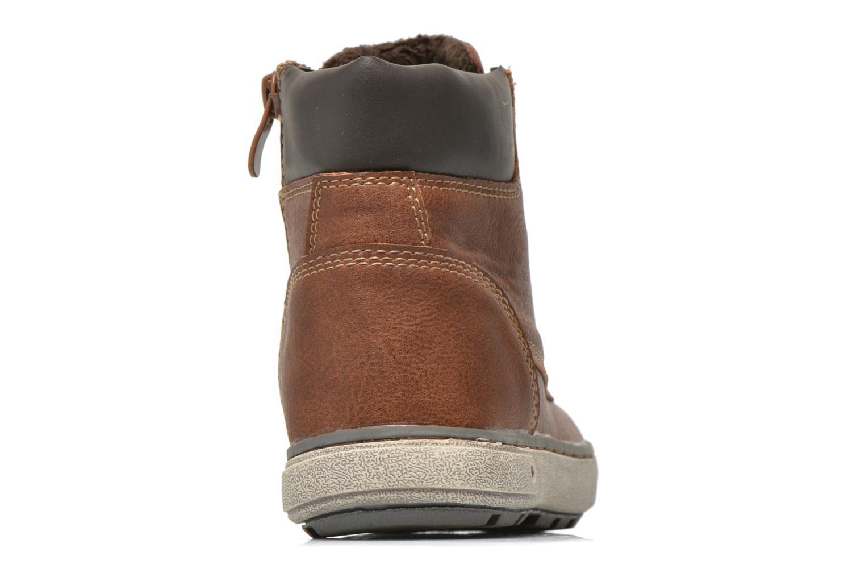 Sneaker I Love Shoes SEPHALO braun ansicht von rechts
