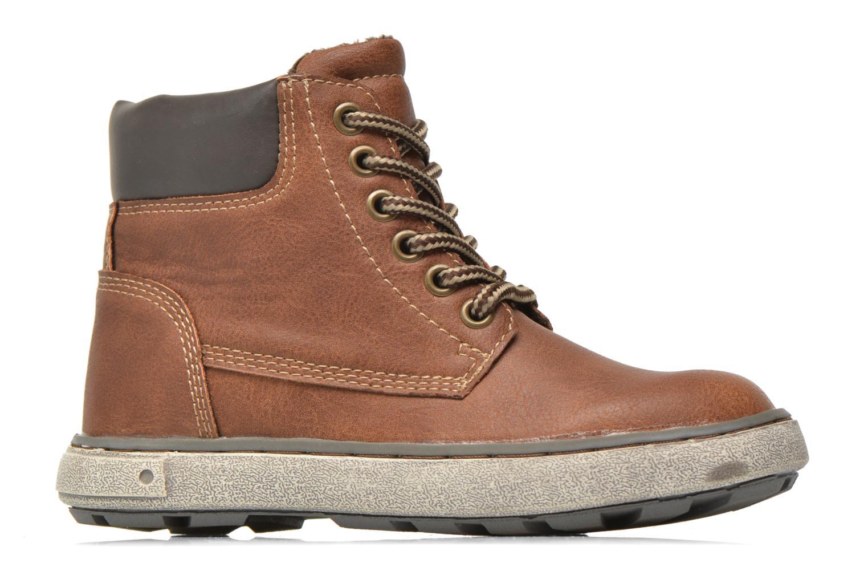 Sneaker I Love Shoes SEPHALO braun ansicht von hinten