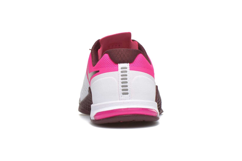 Sneaker Nike Wmns Nike Metcon 2 weiß ansicht von rechts