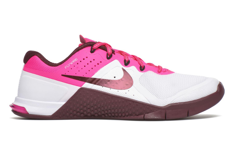 Sneaker Nike Wmns Nike Metcon 2 weiß ansicht von hinten