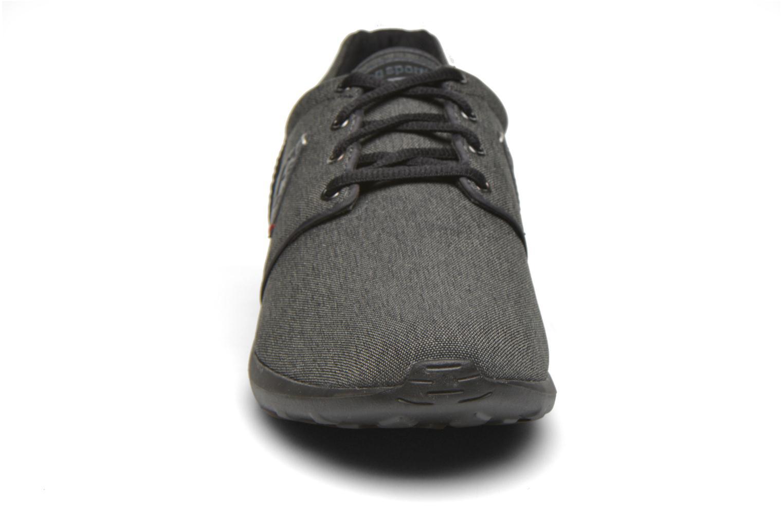 Sneaker Le Coq Sportif Dynacomf 2 Tones schwarz schuhe getragen
