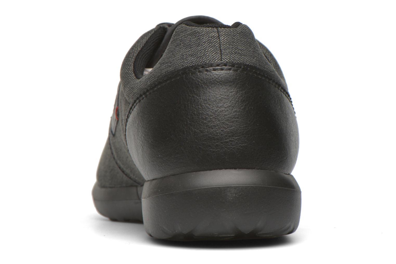 Sneaker Le Coq Sportif Dynacomf 2 Tones schwarz ansicht von rechts