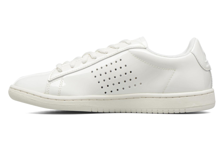 Sneakers Le Coq Sportif Arthur Ashe W Patent Bianco immagine frontale