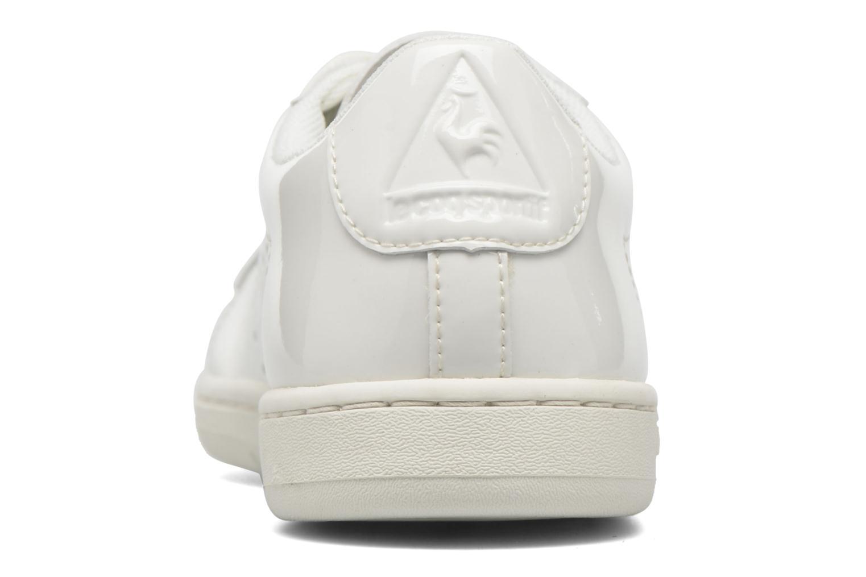 Baskets Le Coq Sportif Arthur Ashe W Patent Blanc vue droite