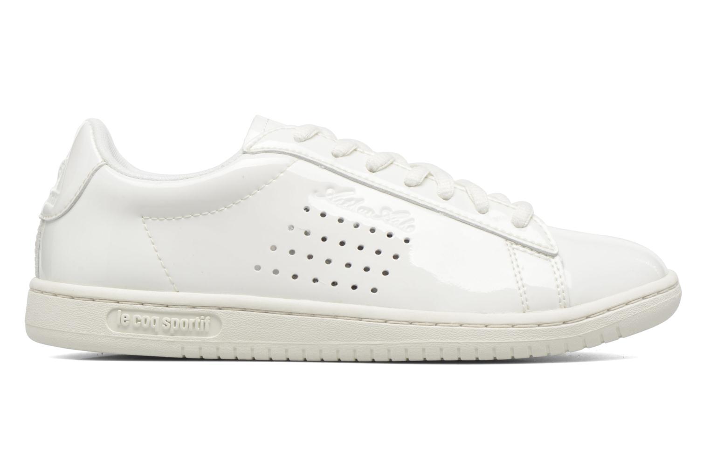 Sneakers Le Coq Sportif Arthur Ashe W Patent Bianco immagine posteriore