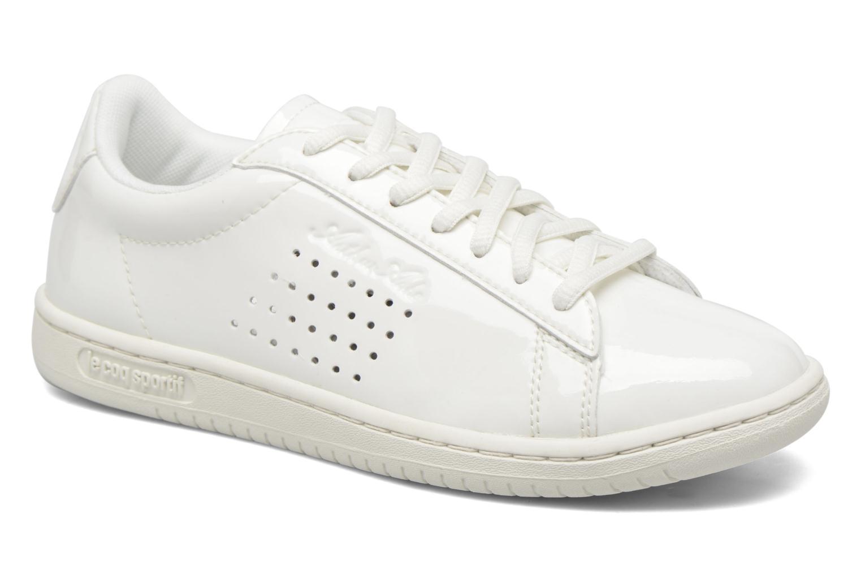 Sneakers Le Coq Sportif Arthur Ashe W Patent Bianco vedi dettaglio/paio