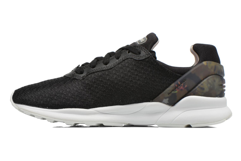 Sneakers Le Coq Sportif Lcs R Xvi W Winter Floral Nero immagine frontale