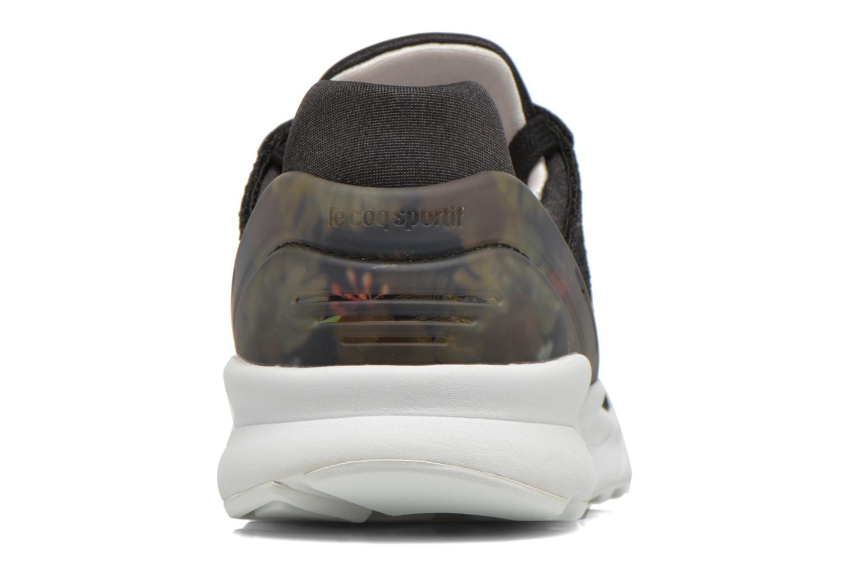 Sneakers Le Coq Sportif Lcs R Xvi W Winter Floral Nero immagine destra