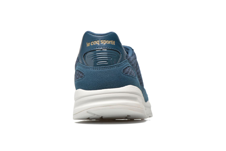 Sneakers Le Coq Sportif Lcs R900 W Mesh Azzurro immagine destra